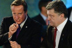 Британія підтримає нові санкції проти Росії в разі невиконання домовленостей, - Кемерон