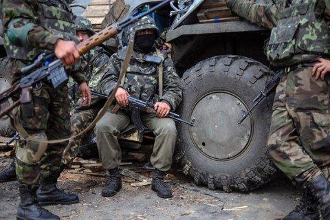 Штаб АТО пресек попытку боевиков дискредитировать ВСУ