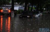 На Черкасскую область обрушилась стихия