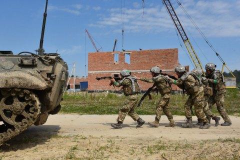 На Херсонщине пройдут 10-дневные военные учения