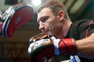 Віталій Кличко готує сюрпризи для араба