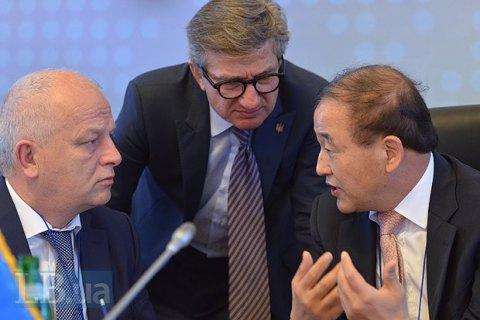 Посол Кореи предложил модели развития для Одессы, Харькова и Львова