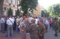 Глава Госпогранслужбы подал в отставку, - СМИ