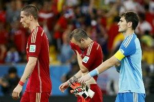 Іспанські ЗМІ: прощавай, велика Командо!