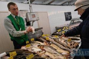 Морожена риба стала найпопулярнішим імпортним продуктом в Україні