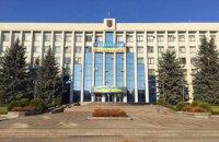 В Ровно не могли избрать главу облсовета, потому что депутаты почти каждый час просили объявить перерыв