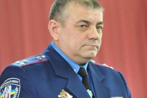 Обвинувачений ексголова запорізької міліції Серба з'явився до суду