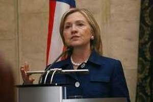 """Клинтон: """"Я беру на себя ответственность за Ливию"""""""