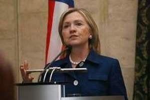 Госсекретарь США отказалась ставить ультиматум Ирану