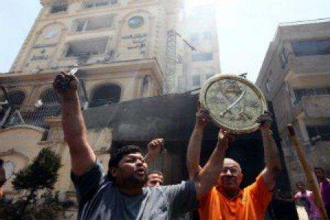 """В Египте убит лидер боевого крыла """"Братьев-мусульман"""""""