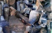 Сотрудник ГосЧС украл в Балаклее 12 мешков снарядов и подорвался на одном из них