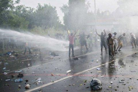 Власти Венгрии выявили среди задержанных на границе беженцев террориста