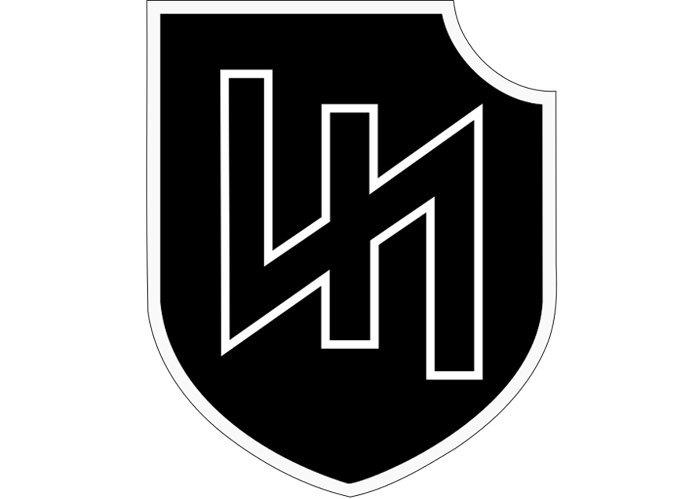 Емблема 2 танкової дивізії СС «Das Reich»