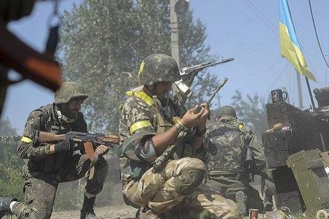 Штаб АТО сообщил об одиночных обстрелах из тяжелого вооружения в среду
