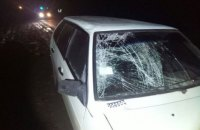 В Винницкой области водитель «девятки» сбил насмерть двух пешеходов и скрылся