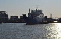Україна арештувала судно Aliot, яке незаконно заходило в Крим