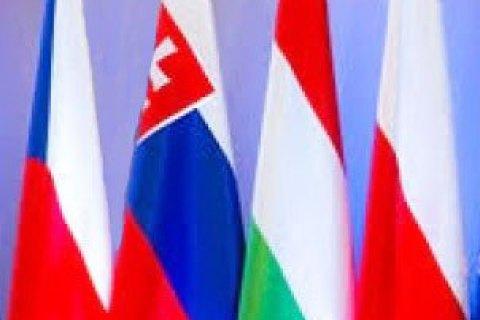 """""""Вишеградська четвірка"""" підтримує розширення ЄС на шість країн"""
