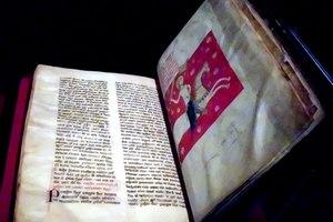 Одну из самых редких и дорогих книг мира выставили в испанском соборе