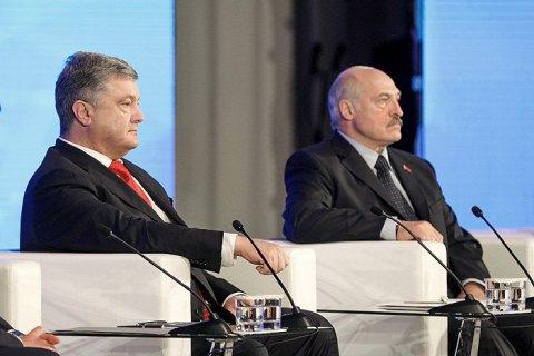 Лукашенко: Беларусь никогда не придет в Украину на танках, только на тракторах и комбайнах
