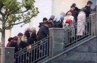 Поліція відкрила справу через порушення карантину в кафедральному соборі УПЦ МП в Дніпрі