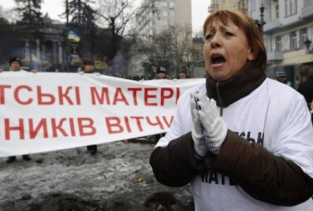 У солдатской матери Нины Прудниковой на самом деле четыре дочери