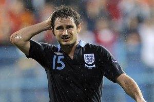 Лемпард попрощається з Англією в матчі проти Коста-Рики