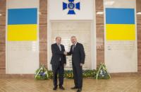 Украина и Британия договорились о противодействии спецслужбам РФ
