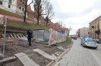 На стройке возле Вавельского замка в Кракове погиб украинец
