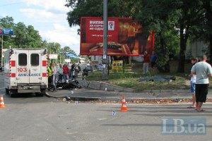 В ДТП погиб высокопоставленный чиновник СБУ