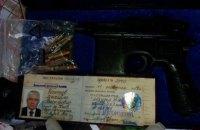 Во время обысков в Киеве правоохранители изъяли маузер Чечетова и патроны к нему