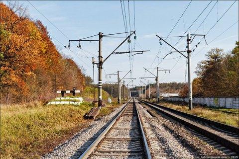 Во Львовской области поезд сбил 44-летнего мужчину