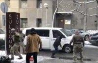 """МВД: Саакашвили задержали в ходе """"отработки отдельных мест концентрации незаконных мигрантов"""""""