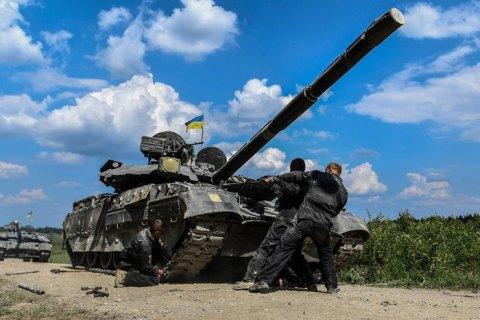 ВСУ формируют новый танковый батальон в Черниговской области
