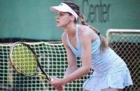 Украинскую теннисистку пожизненно дисквалифицировали за договорные матчи