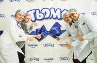 """Компания """"Данон"""" инвестировала 200 млн гривен в производство детского молочного питания """"Тьома"""""""