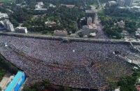 Более 150 человек пострадали в результате взрыва на митинге в Эфиопии