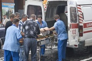 Иномарка сбила двух детей на пешеходном переходе в Евпатории