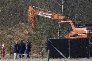 В Голландии полиция ищет зарин
