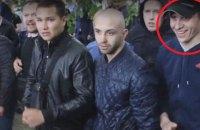 Задержан еще один подозреваемый в участии в беспорядках в Днепре на 9 мая