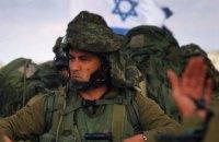 Израиль заявил о ракетной атаке из сектора Газа