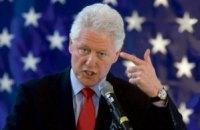Билл Клинтон рад, что Путин идет на третий срок