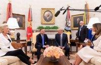 Дуда та Трамп підписали декларацію про розширення американського військового контингенту в Польщі