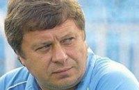 Заваров уволен с поста тренера «Арсенала»
