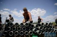 Прес-центр АТО заявив про загострення ситуації на Донбасі