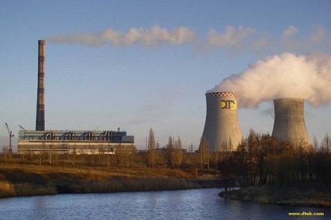 """ДТЕК заперечує спотворення витрат у розрахунках на виробництво електроенергії ТЕС """"Східенерго"""""""