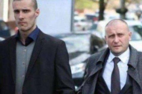 Український дипломат зустрівся з колишнім охоронцем Яроша в Брянському СІЗО