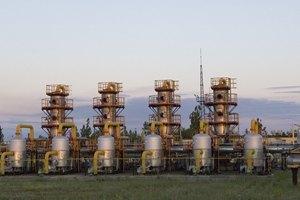 Украина начала наполнять подземные хранилища газом