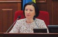 Герега объявила перерыв в заседании Киевсовета. Бюджет-2014 пока не приняли