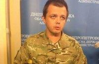 Семенченко спростував розблокування дороги з Дебальцевого