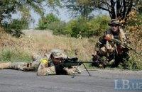 У штабі спростовують інформацію про те, що сили АТО першими відкрили вогонь у Мар'їнці